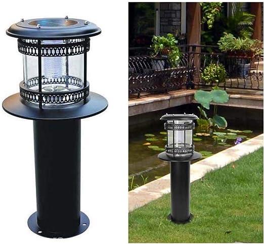DO-MF Luces solares para el césped Luces solares para Exteriores Luces al Aire Libre de acrílico Jardín de jardín Luces Decorativas Cuadrado: Amazon.es: Jardín