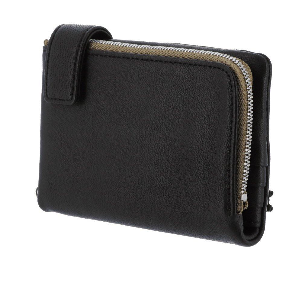 (ポーター) PORTER 二つ折り財布 [クラスト] 035-03430 B01N9F8J8V 1.ブラック 1.ブラック -