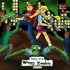 Diary of a Wimpy Zombie Audiobook
