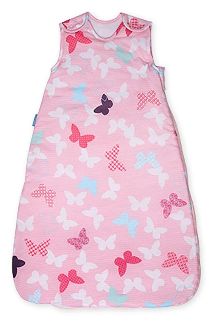 Grobag Saco de dormir (simplemente Grobag gama) diseño de mariposa 2,5 tog (6 - 18 meses): Amazon.es: Bebé