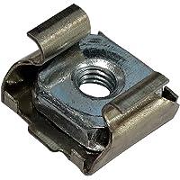 AERZETIX: 10x Tuercas de Jaula M3 L9.5mm H5.9mm