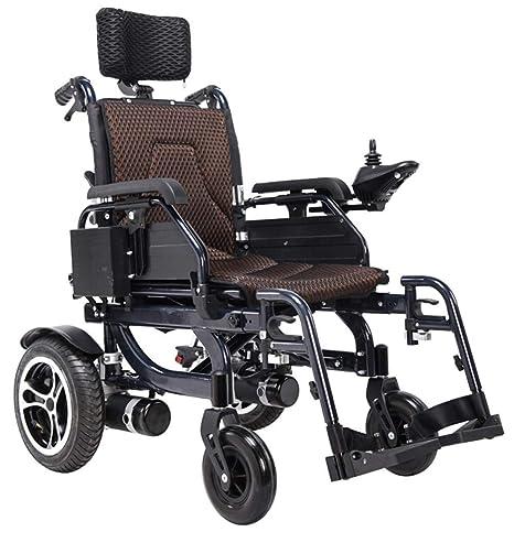 Silla de ruedas eléctrica de servicio pesado con ...