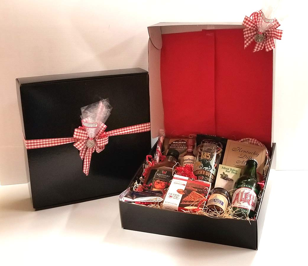 Amazon Com Kentucky Sampler Basket From A Taste Of Kentucky Grocery Gourmet Food