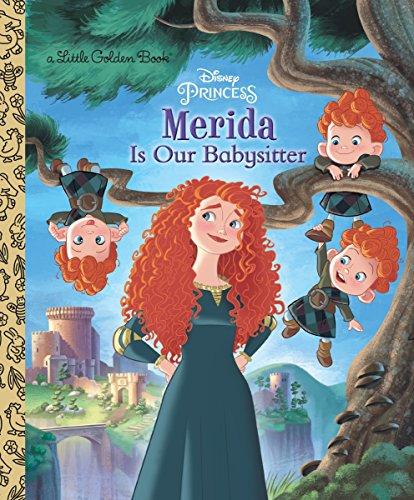 merida is our babysitter disney princess 感想 apple jordan 読書