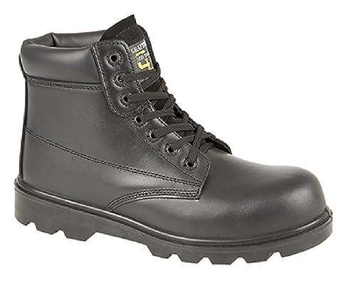 Plantilla Composite acolchado botas de seguridad, color negro, color Negro, talla 40 EU