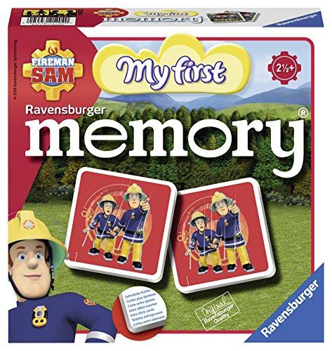 Ravensburger Memory 21204 - Fireman Sam, Mein erstes Memory