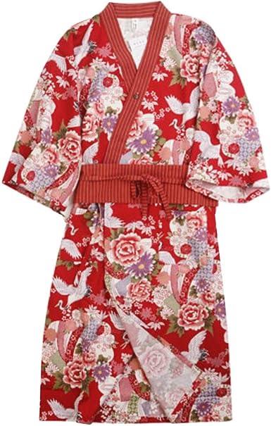 Pijama Kimono de Traje de Mujer japonés - Cerdos
