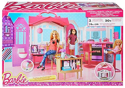 Barbie Glam Getaway House