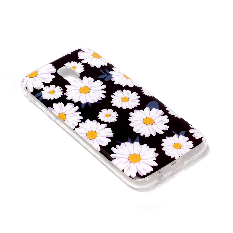 - Lapin damour Carols Coque Samsung Galaxy J3 2017 SM-J330 SM-J330 Samsung Galaxy J3 2017 /Étui TPU Silicone Souple Coque Samsung Galaxy J3 2017
