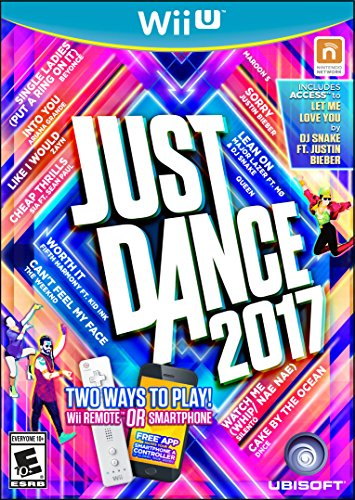 Just Dance 2017 Nintendo Wii U UBP10802031