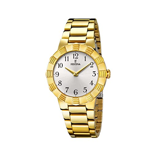 Festina Classic Ladies F16732/3 Wristwatch for women Classic & Simple