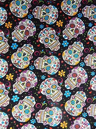 Canopy Blanket- Skull Candy/Fuschia