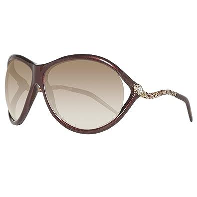 6e4e29ef2c Amazon.com  Roberto Cavalli Women s RC853S Sunglasses BROWN 67  Shoes