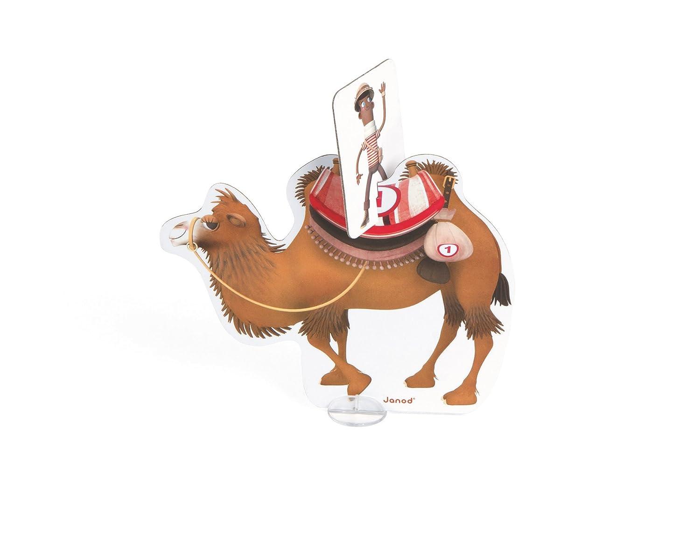 Janod - Zoonimooz, Juego de Mesa Camel (J02810)