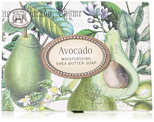 Michel Design Works Triple Milled Double Soap Box Set, - Stores Crabtree