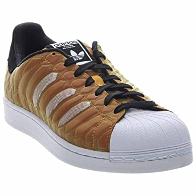 new arrival a2510 8611a adidas Originals Mens Superstar CTMX Shoes,YellowWhiteBlack,10.5 ...