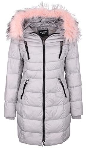 Dry Laundry - Parka 90500042 - Mujer - L - Gris