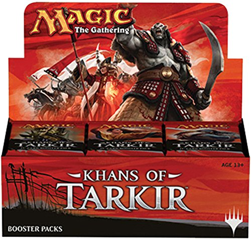36ct Booster Box - Khans of Tarkir - Magic the Gathering Sealed Booster Box (MTG) (36 Packs)