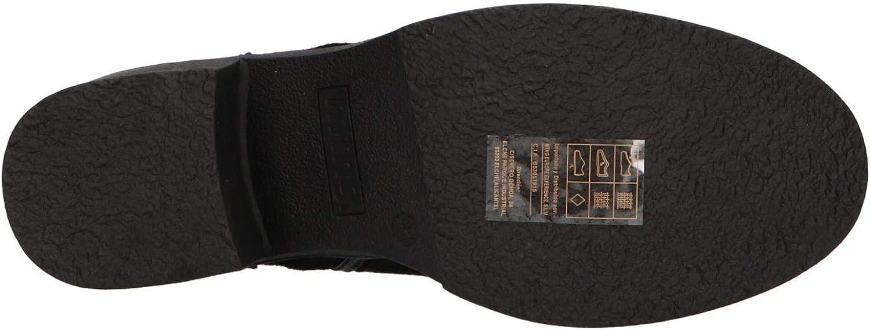 Botines de tac/ón Mustang 50495 Negros