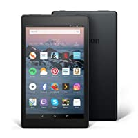 "All-New Fire HD 8 Tablet | 8"" HD Display, 16 GB, Black"