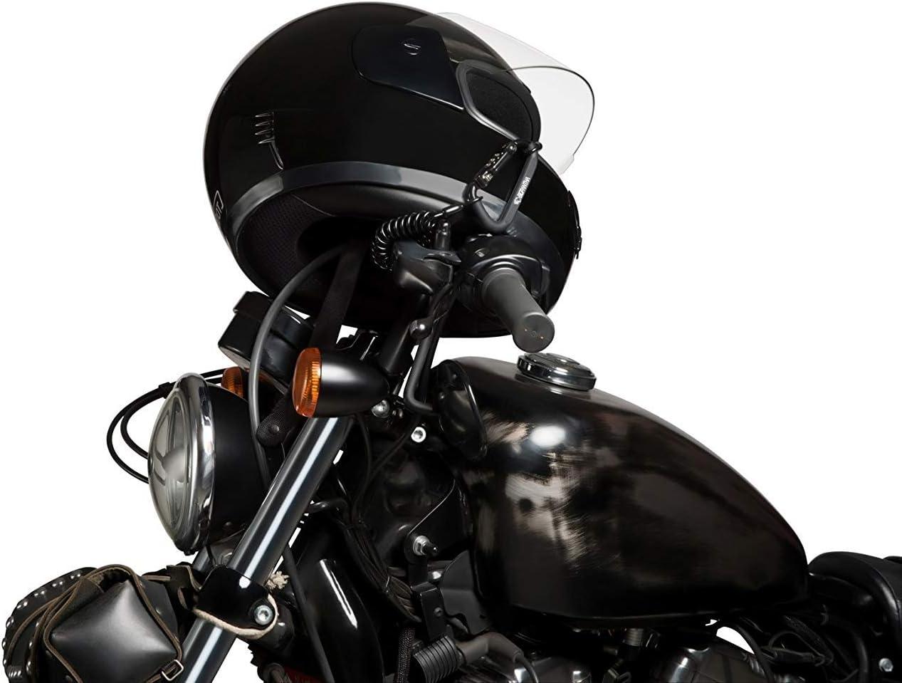 NEW MAMMOTH MOTORCYCLE LID-LOCK HELMET LOCK