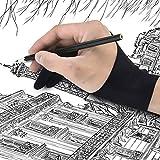 Mudder Tablet Drawing Glove for Light