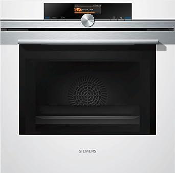 Siemens Iq700 Einbau Elektro Backofen Mit Mikrowelle Hm676g0w1