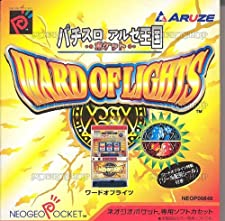 pachislot aruze oukoku Wards of light - Neo Geo Pocket color - JAP NEW