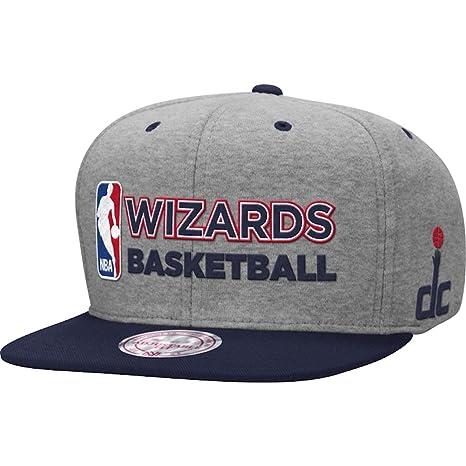88bf59322c Amazon.com   NBA WASHINGTON WIZARDS SNAPBACK HAT