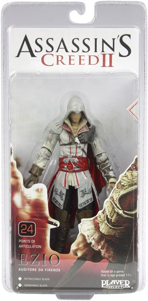 Amazon Com Neca Assassins Creed 2 Series 1 Action Figure Standard