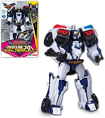 7 In 1 Transformation Tobot Robot Action Figure Toy Car Toys For Children Cartoo