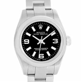 63294529253 Image Unavailable. Image not available for. Color: Rolex Oyster Perpetual  Automatic-self-Wind Female Watch 176200 (Certified Pre-Owned