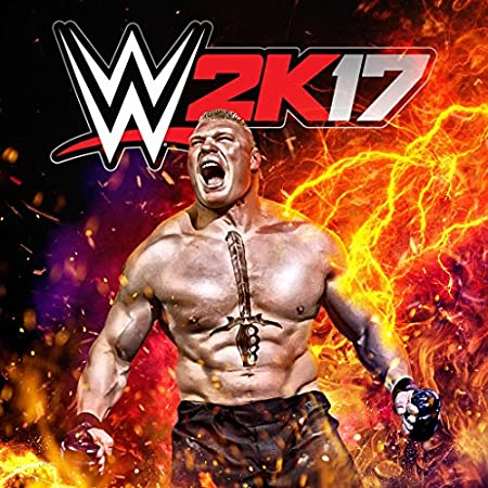 WWE 2K17  - PS3 [Digital Code]