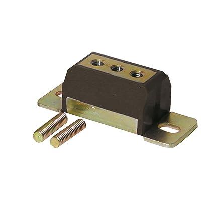 Prothane 7-1604-BL Black 6 and 8 Cylinder Transmission Mount Kit: Automotive