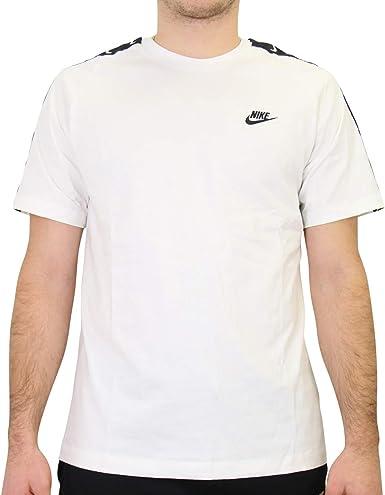 NIKE M NSW tee Hbr Swoosh 2 Camiseta, Hombre: Amazon.es: Deportes ...