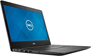 Dell Latitude 14 - 3490 Business Laptop (14inch HD Display, Intel Core i3-7020U, 4GB Memory, 500GB HDD) Windows 10 Pro