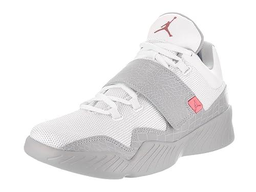 Jordan Zapatillas J23 Blanco/Gris/Rojo: Jordan: Amazon.es: Zapatos y complementos