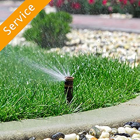Irrigation System Winterization - 1 System - Air Conditioning Service Valves