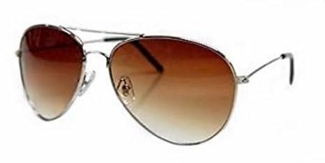 Pipel - Gafas de sol, diseño de aviador retro vintage años ...