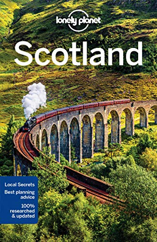 Lonely Planet Scotland (Travel Guide) (Best Scottish Castles To Visit)
