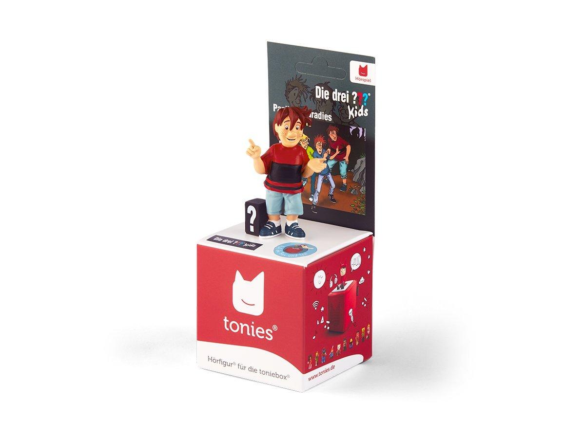 tonies® Hörfigur - Die drei ??? Kids - Panik im Paradies Boxine GmbH 01-0041