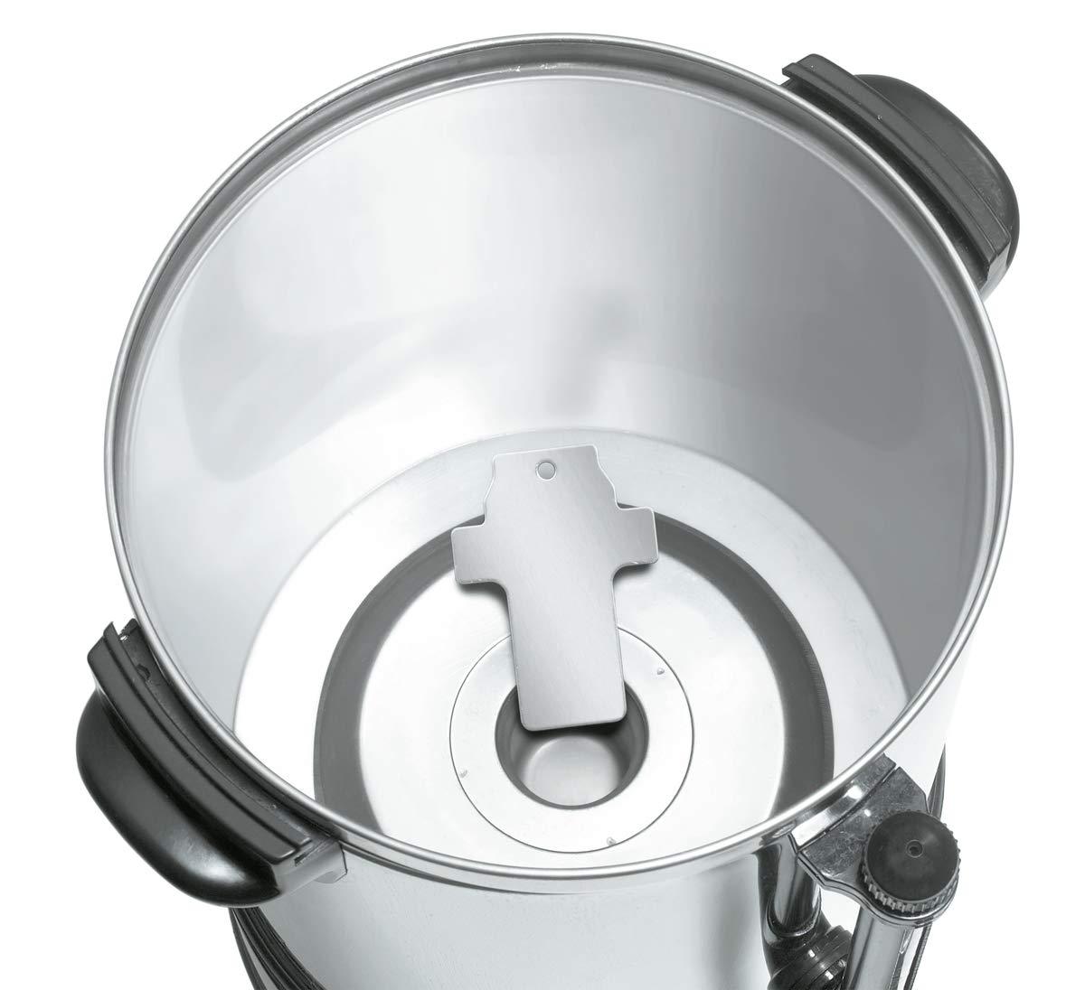 200 Rundfilter Bartscher Rundfilter Kaffeemaschine Regina Plus 90T Flüssig-E