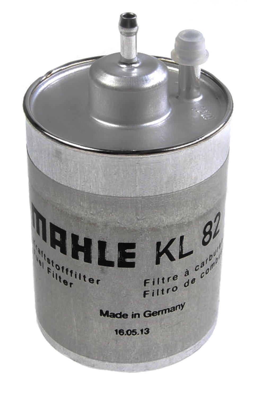 Mahle Original Kl 82 Fuel Filter Automotive 2005 Mercedes Benz Location