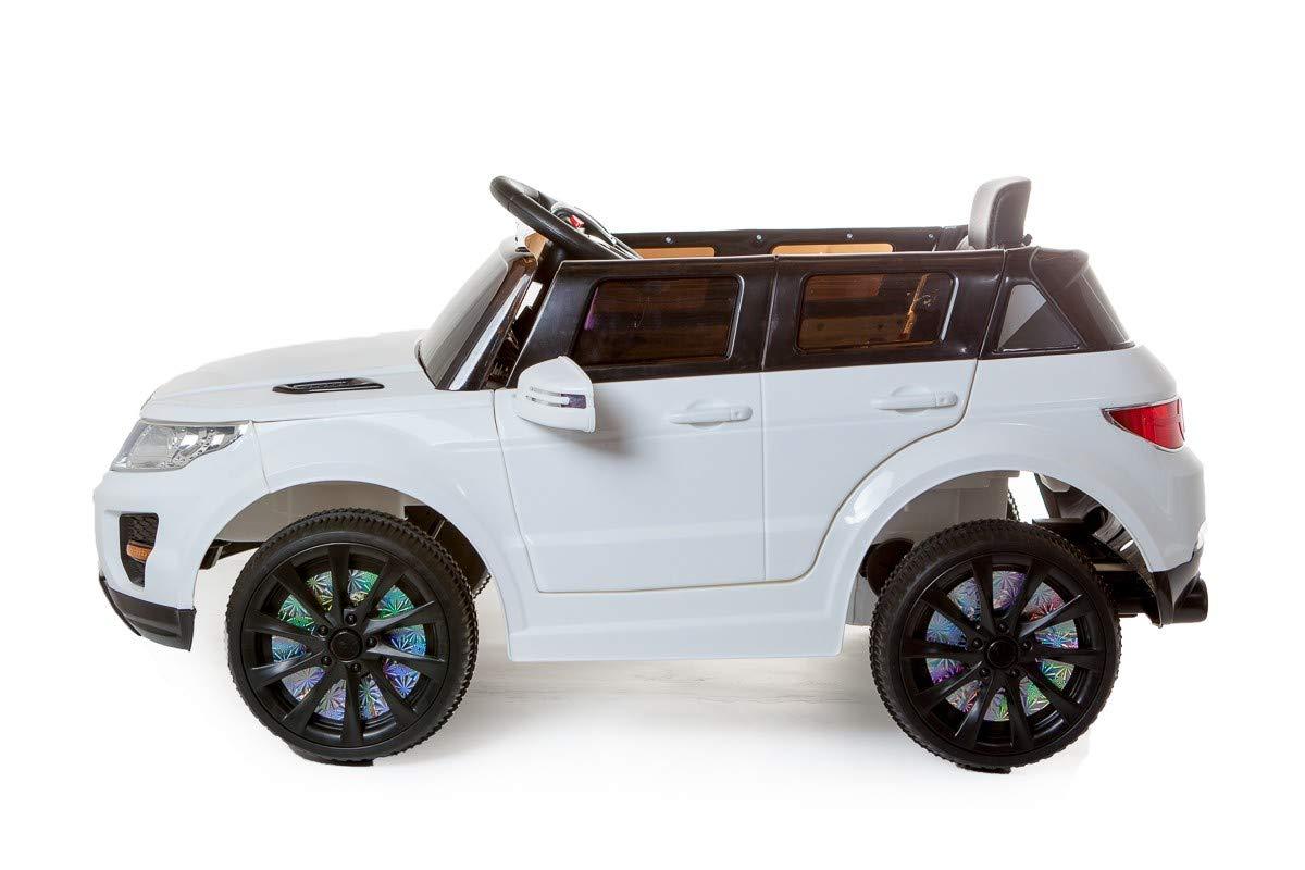 12 V Evoque Weißszlig; – Elektroauto für Kinder