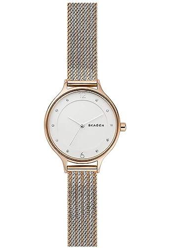 Amazon.com: Skagen SKW2749 - Reloj analógico de cuarzo para ...