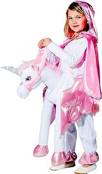 Traje Infantil Llévame Unicorn | Disfraz Montando en Unicornio ...