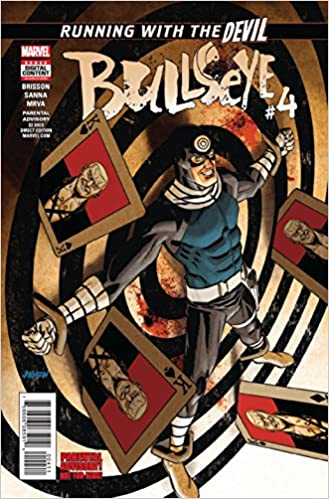 BULLSEYE #4 (OF 5): Ed Brisson: Amazon.com: Books