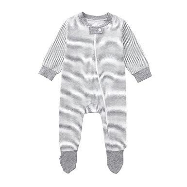 97d226704f Amazon.com  Joint Baby Boys Girls  Sleeper Pajamas