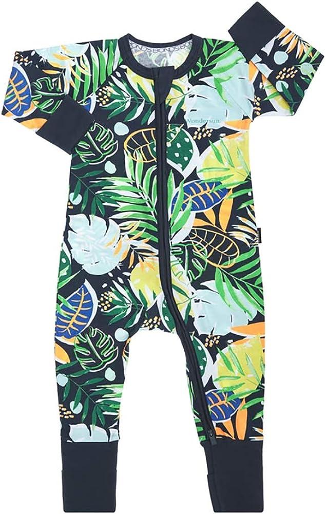 Bonds Zip Wondersuit Leaf of The Party