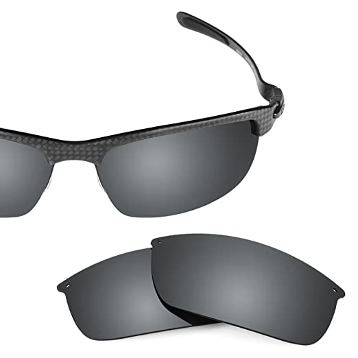 54027f02de17 Revant Polarized Replacement Lenses for Oakley Carbon Blade Elite Black  Chrome MirrorShield